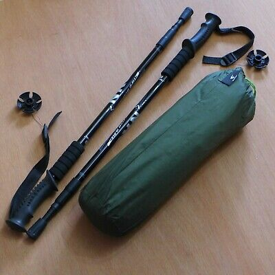 Ultralight Backpacking Tent - 1 Person Tent just 1.1kg - c/w Alloy Walking Poles