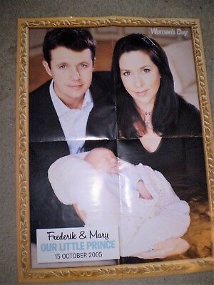 Frederik & Mary Poster
