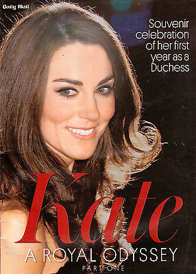 The Daily Mail Kate Middleton: A Royal Odyssey Part One