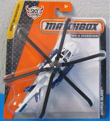 Matchbox MBX Skybusters MBX Rescue Blade NEU/OVP