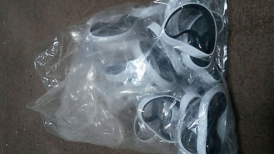 Brand New 'Stand Up, Speak Up' Anti-racism Wristbands, Job Lot of 50 packs of 2