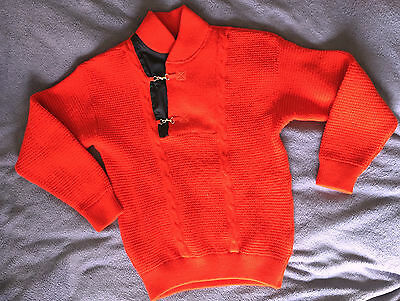 SWEATER maglione MARINA YACHTING made in italy tg large vintage