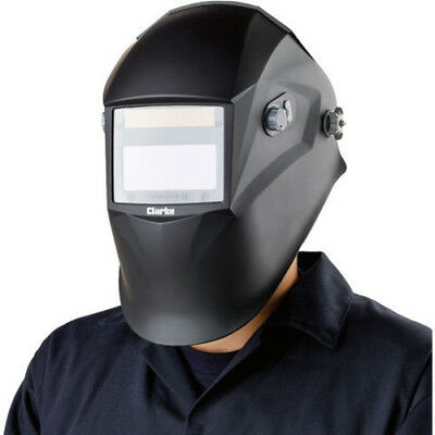 Clarke PG4 Grinding/Arc Activated Solar Powered Welding Headshield
