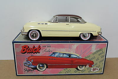 50 Fifties Buick Sedan 1950 Friction 25 cm Antique old Blech Box