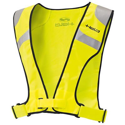 Held Gilet Safety Alta Visibilita' Fluo Yellow Tg.l