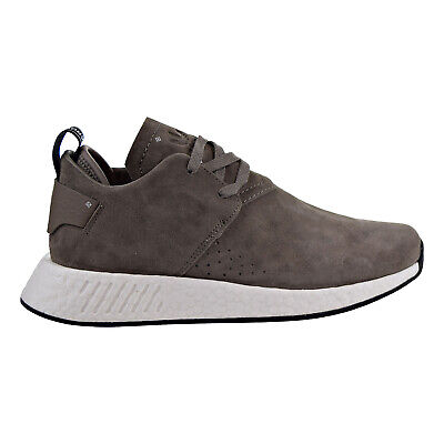 865cfad441a ADIDAS NMD C2 Suede Simple Brown   BY9913   Men Chukka Nubuck Boost ...