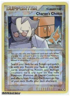 (pok-RR-RT6) Charon's Choice (UR) Pokemon Rising Rivals Card # RT6