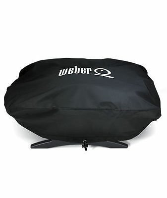 NEW Weber BBQ Q™ Cover (Q200/2000 Series) breathable weather resistant 7111