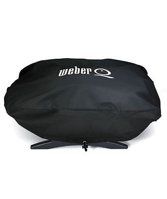NEW Genuine Weber BBQ Q™ Cover Q200/2000 Series water resistant Q 7111