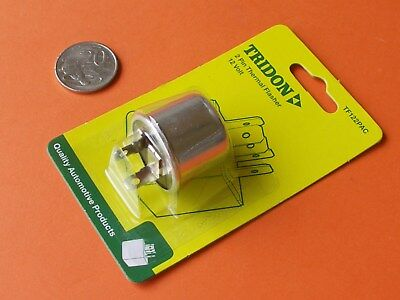New Thermal Flasher Blinker Turn Signal 12 Volt Negative / Positive Earth 2Pin