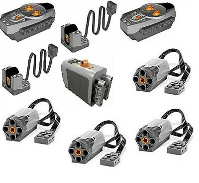 Ricevitore Receiver 9v LEGO Power Functions 42030-motore Power Functions