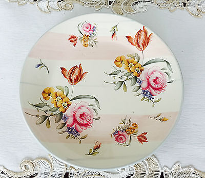 Robert Gordon Studio Made In Australia Floral Display Plate