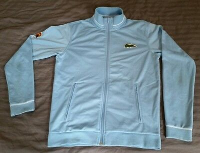 Official Australian Open LACOSTE Men's jacket VINTAGE size small