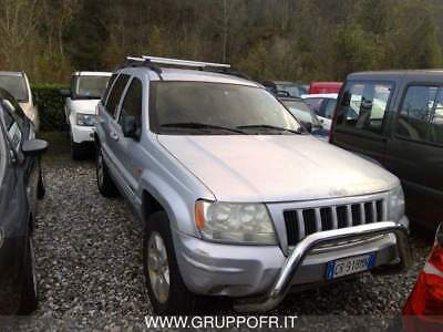 Jeep Grand Cherokee 2.7 CRD cat Limited