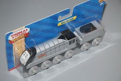 Thomas The Tank Engine Wooden Railway Silver Spencer