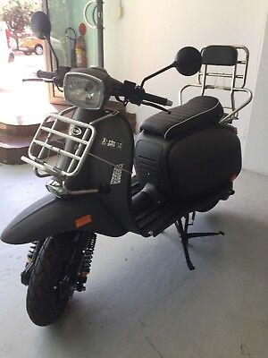 Scomadi TL125 - Air Cooled -Anti Dive suspension -Brand New - Located Sydney NSW