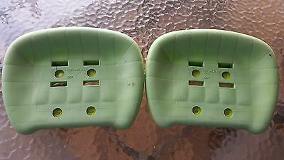 Hills Playtime Swing Set -Parts Only - Glide Swing Seats - Green - Used