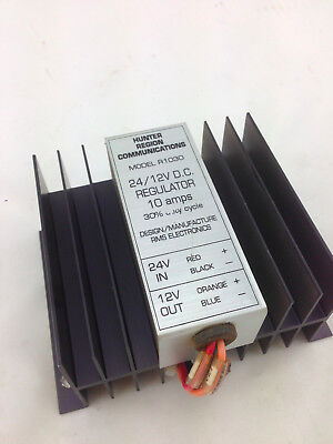 HUNTER REGION	R1030	24/12VDC Regulator 10 Amps