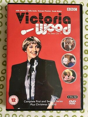 Victoria Wood - As Seen On TV -Complete Series 1 & 2 + Xmas Special (DVD 2 Disc)
