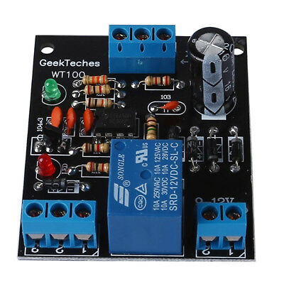Liquid Level Controller Sensor Module Water Level Detection Sensor T2C8