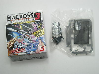 1/250 Macross Fighter Collection 3 VF-1A Valkyrie Super Pack Maximilian Gashapon