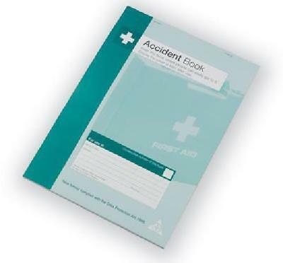 Safety First Aid Group A5 Accident Reporting First Aid Book Space To Record