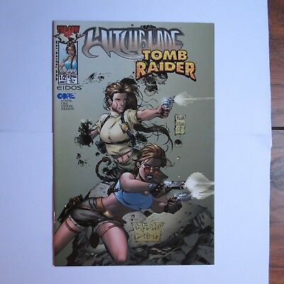 Witchblade Tomb Raider (1998) 1/2 #1