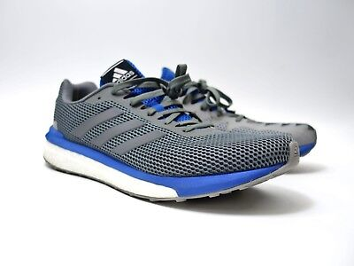 promo code 1f9e6 a201c ADIDAS VENGEFUL GRAY Boost Arch Support Running Shoes Mens Size 10.5