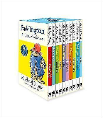 Paddington: A Classic Collection by Michael Bond (Paperback 2017),RRP 60.99