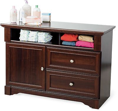 Child Craft Updated Classic Dressing Bureau In Select Cherry