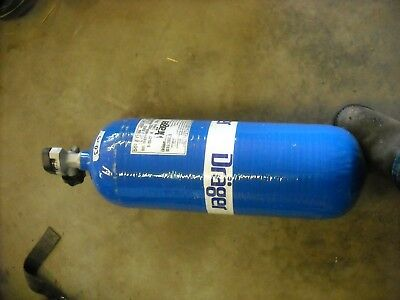 Drager Draeger 4500 Psi 1 Hour 88 Cubic Feet Scba Air Pak Paintball Tank
