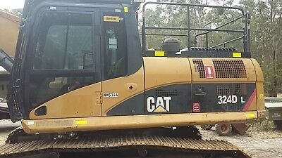 Cat Excavator 324Dl Great Machine Open To Offers, I Have 3 Of These