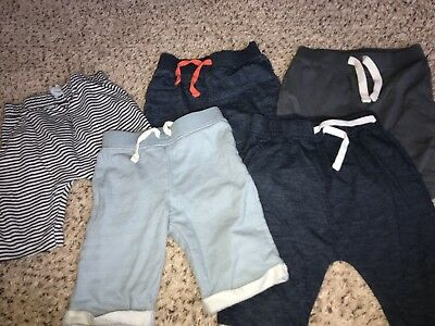 Boys/Toddler Size 5T Lot of (5) shorts