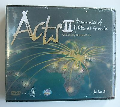 Acts II Dynamics of Spiritual Growth Series 2 Book of Acts DVD Charles Price