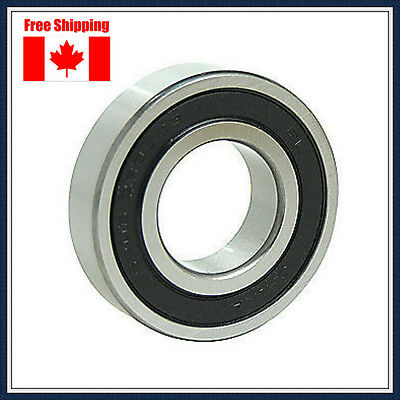 6004-2RS Sealed Ball Bearing 20x42x12mm
