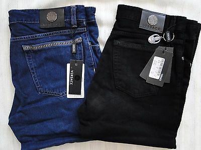 VERSACE JEANS MENS AUTH rrp - $400.oo ALL SIZES AVAILABLE MADE IN ITALY pants dg