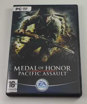 Medal of Honor Pacific Assault (PC DVD)