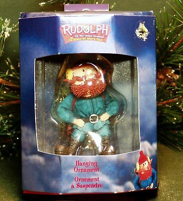 * Yukon Cornelious * Ornament Rudolph Island of Misfit Toys Enesco New With Tag