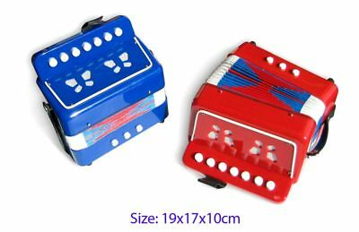 NEW Childrens Musical Instrument Toy ACCORDION