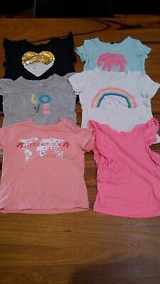 Size 1 Summer Girls bulk bundle, Cotton On kids, Seed, Sprout