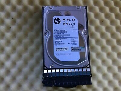 "HP 2Tb 2000Gb SATA 7200 3.5"" ST2000NM0011 9YZ168-001 HDD SN02"