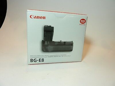 Canon BG-E8 Battery Grip for EOS Rebel T5I,T3I & T2I