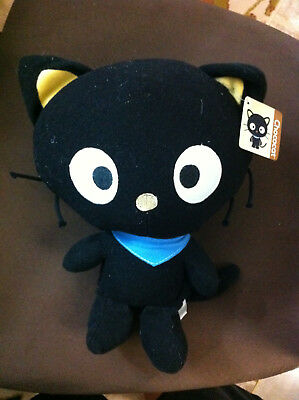 """Hello Kitty Chococat 11"""" Plush New with Tags"""