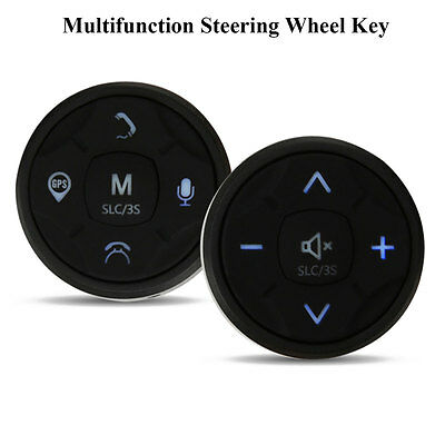 Universal Steering Control Button for 2 Din Android Car Radio Head Unit