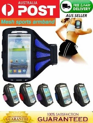 Outdoor Sports Gym Armband Arm Case Running Exercise Samsung S6  S7 Edge S8 Plus