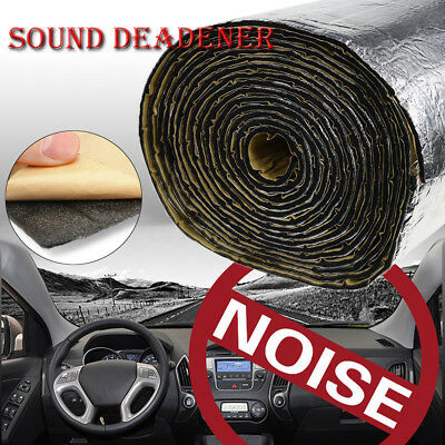 32sqft Firewall Sound Deadener Car Heat Shield Insulation Deadening Material Mat