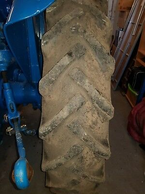 fordson major tractor tyres