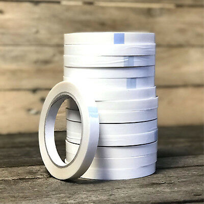 Double Sided Adhesive Tape on BIG VALUE 25m Rolls in 3mm, 6mm, 12mm, 18mm widths