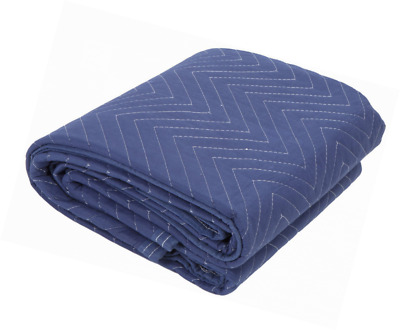 """Moving Blankets from Shoulder Dolly - 1 Blanket, 72"""" x 80"""" - Dual Sided Blanket,"""