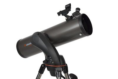Celestron NexStar 130SLT Computerised Reflector Telescope - Free P&P IRE & UK!